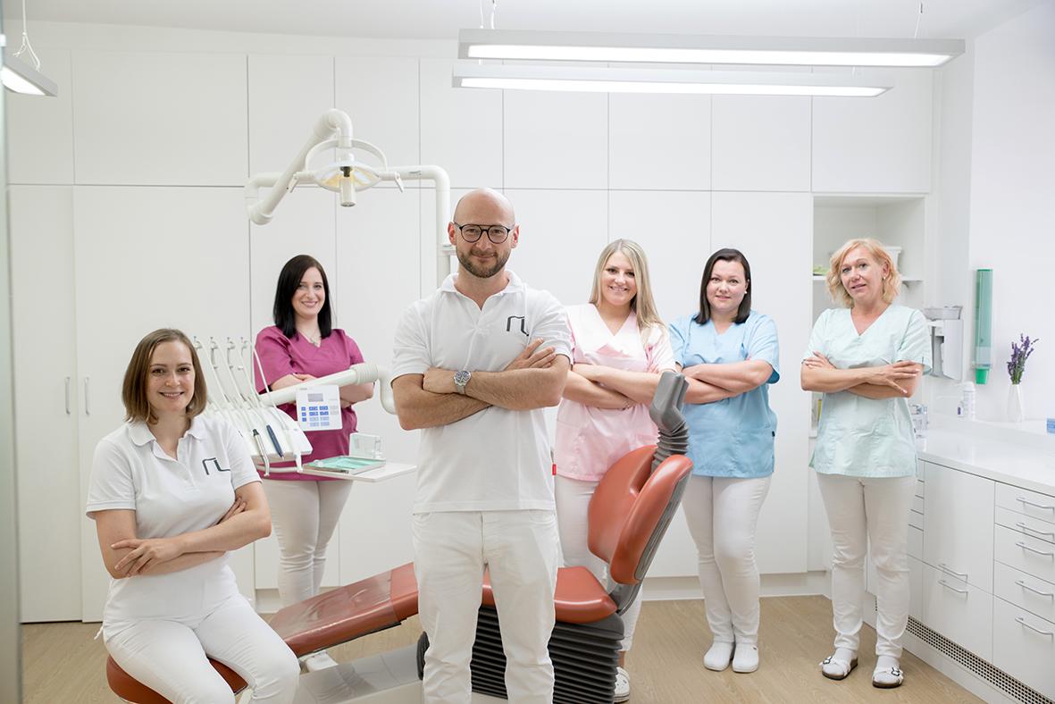 Robert-Lehner-Zahnarzt-Team